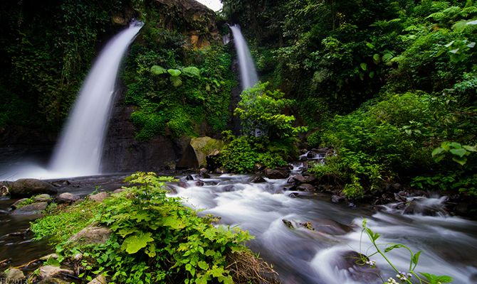 Air Terjun Wonorejo (IMG: Gendowor Gallery via flickr)