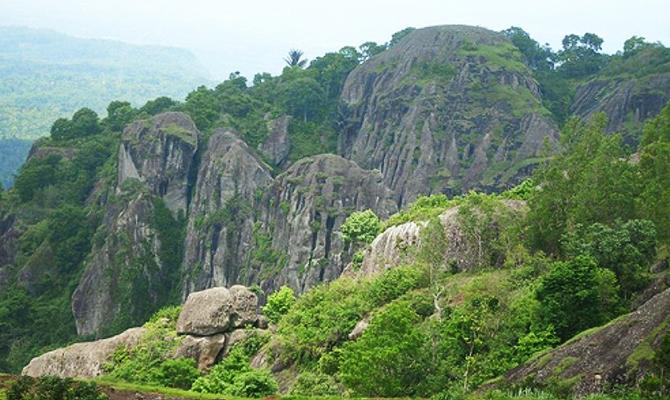 Pegunungan kapur (IMG: republika)