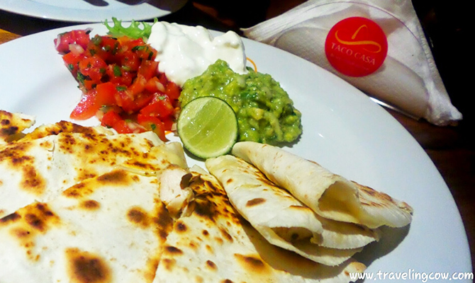 Quesadillas by travelingcow