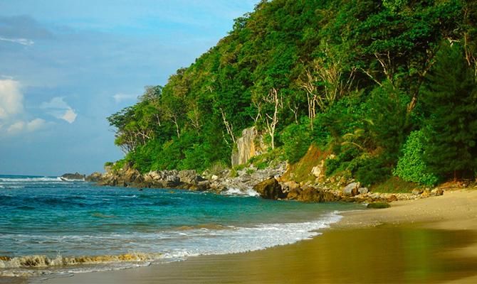 Pantai Momong by Arie Yamani xxx