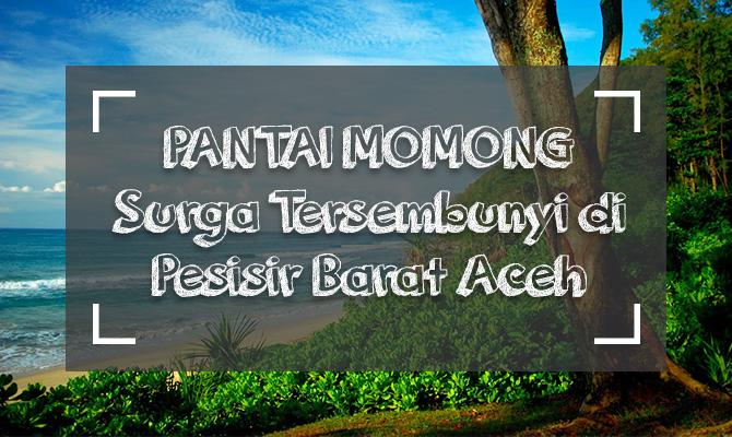 pantai momong cover