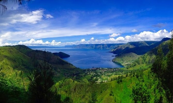 Bali Baru: Danau Toba, Sumatra, Indonesia
