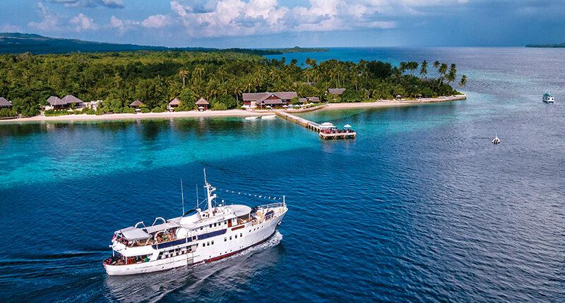 Pelagian Yacht Wakatobi Tomia Island